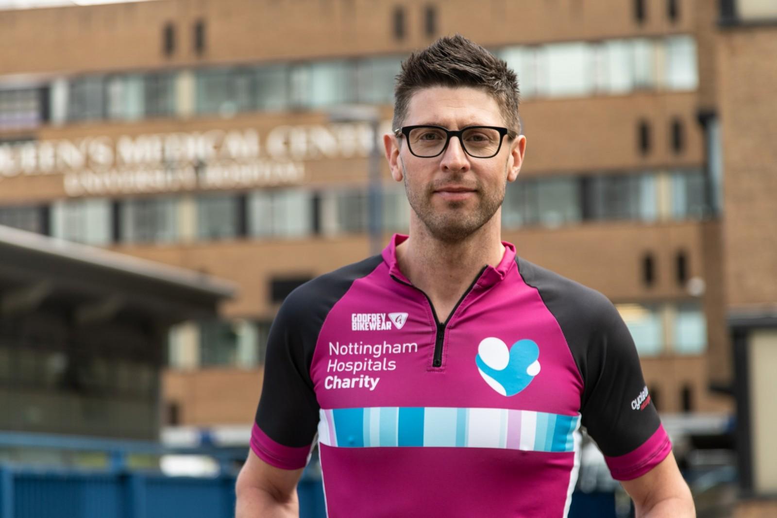 Jamie Crew - Deputy Nurse - Nottingham Children's Hospital - 3