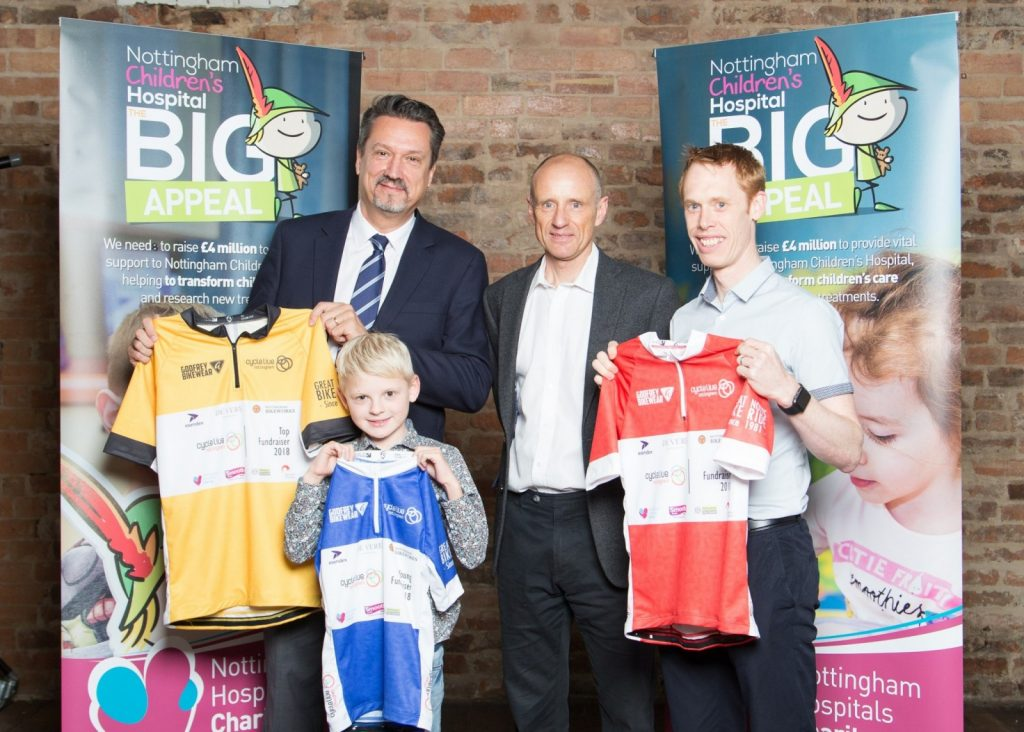 Cycle Live Star Fundraisers