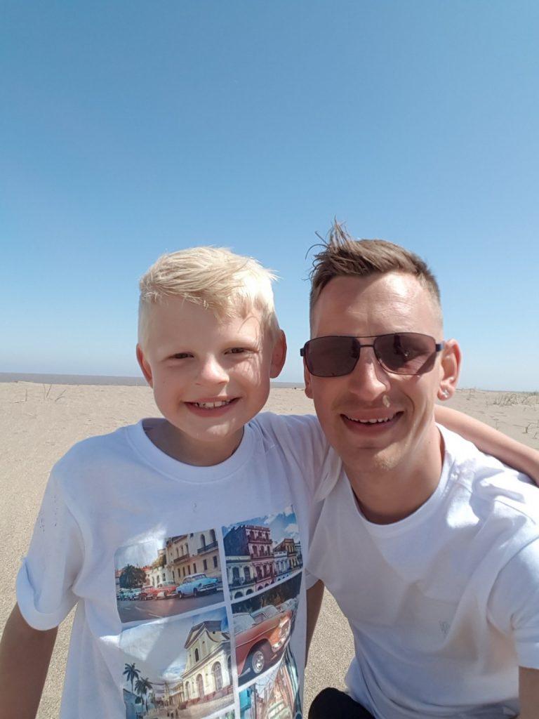 Luke Bend and Lucas Edwards